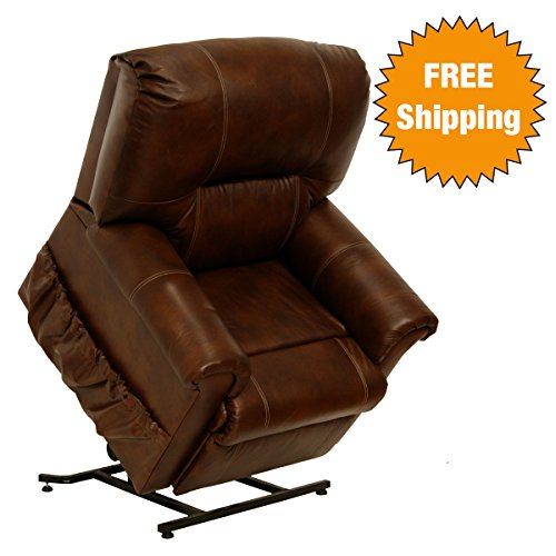 Catnapper Power Lift Full Lay Out Chaise Recliner With
