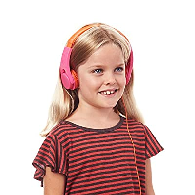 AmazonBasics On-Ear Headphones for Kids by AmazonBasics