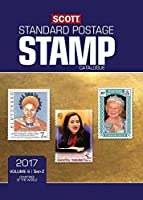 Scott 2017 standard postage stamp catalogue.