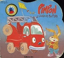 Pimpon le camion de pompiers