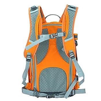 BESTEK CADEN Nylon Backpack Camera Backpack Rucksack Daypack SLR DSLR Digital Camera Bag Outdoor Travel Backpack Gadget Organizer Bag