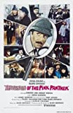 REVENGE OF THE PINK PANTHER - US - PETER SELLERS - MOVIE FILM WALL POSTER - 30CM X 43CM