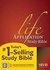 Life Application Study Bible, NIV
