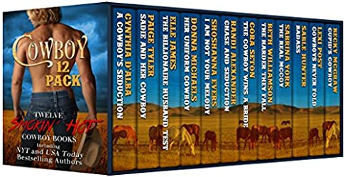 Cowboy 12 Pack: Twelve-Novel Boxed Set