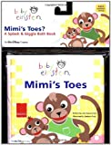 Baby Einstein: Mimi's Toes: A Splash and Giggle Bath Book (Baby Einstein (Special Formats))