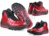 Men Nike Air Max Posite Bakin Boot Varsity Red / Black / Varsity Maize 415327-600