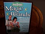 Joey Green's Magic Brands - 1,185 Brand-new Uses For Brand Name Products (1579544525) by Green, Joey