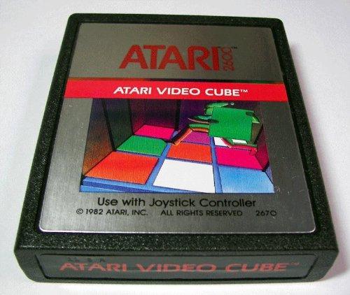 Atari Video Cube