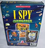 I Spy Game Pack (I Spy Spooky Mansion Deluxe / I Spy Fantasy / I Spy Treasu ....