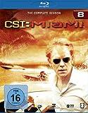 CSI: Miami - Season 8 [Blu-ray]