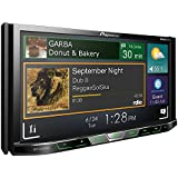 Pioneer AVH-X5700DAB 17,8 cm (7 Zoll) Multimedia Player (Bluetooth, USB, 13-Band GEQ, 200 Watt, DAB+ Tuner)