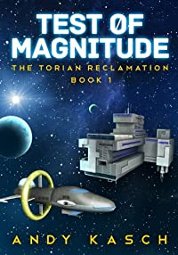 Test Of Magnitude by Andy Kasch ebook deal