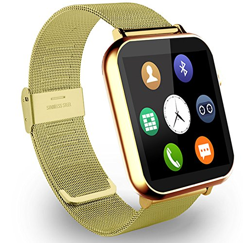 Estar high quality smart calling watch with all functions of smartphones compatible with XIAOMI MI REDMI NOTE 4 available at Amazon for Rs.5499