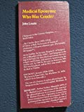 img - for Medical Eponyms, Who Was Coude: A Short Dictionary Eponyms by Lourie John Adam (1983-02-01) Paperback book / textbook / text book