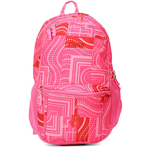 Kudos Pink 35 L Backpack (multicolor)