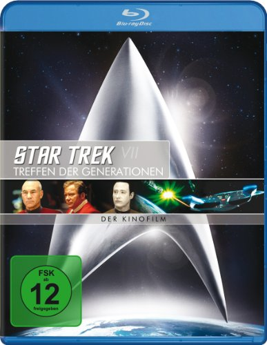Star Trek 7 - Treffen der Generationen [Blu-ray]