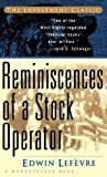 img - for Reminiscences of a Stock Operator Hardcover May 25, 1994 book / textbook / text book