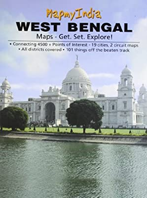 Map My India West Bengal
