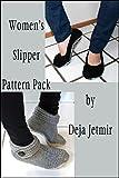 Womens Slipper Pattern Pack