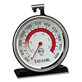 Taylor Food Service Classic Series Large Dial Thermometer, Oven