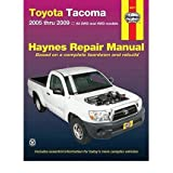 [ [ [ Haynes Toyota Tacoma Automotive Repair Manual[ HAYNES TOYOTA TACOMA AUTOMOTIVE REPAIR MANUAL ] By Hamilton...