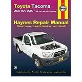 [ [ [ Haynes Toyota Tacoma Automotive Repair Manual[ HAYNES TOYOTA TACOMA AUTOMOTIVE REPAIR MANUAL ] By Hamilton...