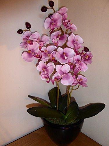 uk-gardens-orchidea-artificiale-in-vaso-di-ceramica-tondo-46-cm-adatta-per-interni-colore-rosa