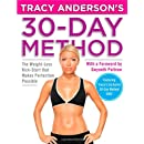 Tracy Andersons 30 Day Method The Weight Loss Kick Start That Makes Perfection Possible