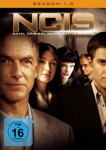 NCIS - Season 1, 2.Teil [3 DVDs]