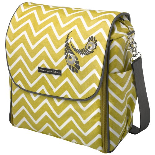 Petunia Pickle Bottom **NEW FALL 2013** Boxy Backpack- Sunshine in Scandinavia
