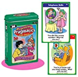 Picture Of <h1>Practicing Pragmatics Fun Deck Flash Cards &#8211; Super Duper Educational Learning Toy for Kids</h1>