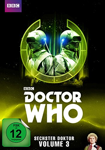Doctor Who - Sechster Doktor - Volume 3 [5 DVDs]