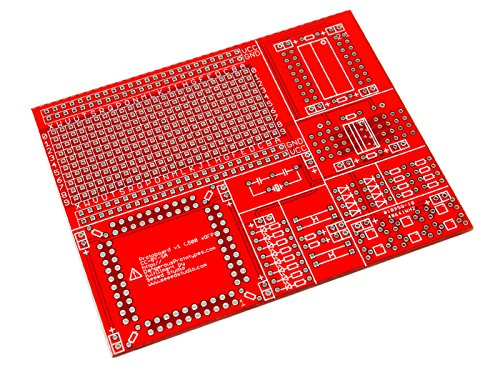 SeeedStudio Qfp Surface Mount Protoboard 0.50Mm From Dangerous Pro DIY Maker Open Source BOOOLE