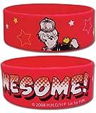 Hetalia: Prussia I Am Awesome PVC Wristband