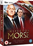 主任警部モース/Inspector Morse the Complete Series 1-12 DVD-BOX(33エピソード収録)[PAL-UK][英字幕]