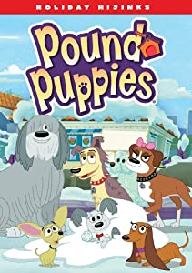 http://www.amazon.com/Pound-Puppies-Holiday-Eric-McCormack/dp/B00EF0NV20/