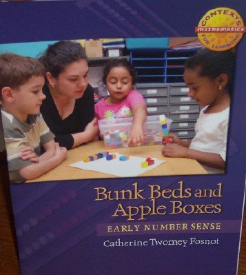 Bunk Beds & Apple Boxes Grade K: Math Contexts for Learning (Harcourt School Publishers Math)