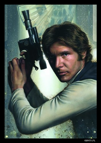 Star Wars Limited Edition Art Sleeves: Han Solo