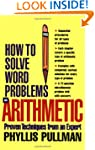 How Solve Word Problems in  Arithmetic