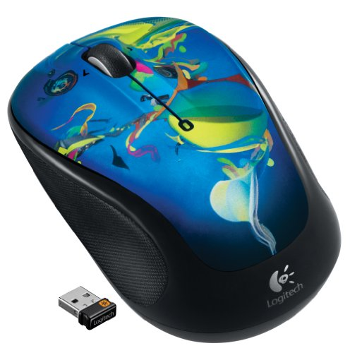 Logitech M Wireless Mouse With Designed For Web Scrolling