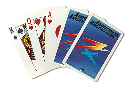 aerolineas-argentinas-vintage-poster-artist-colin-france-c-1950-playing-card-deck-52-card-poker-size