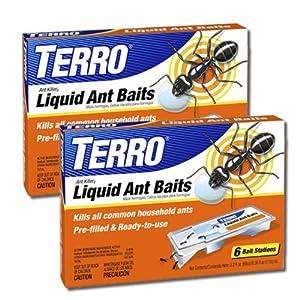 TERRO T300-2  2-Pack Liquid Ant Baits