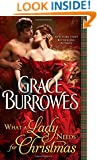 What a Lady Needs for Christmas (MacGregor Series)