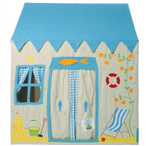 Win Green LBH Beach House Playhouse, Large
