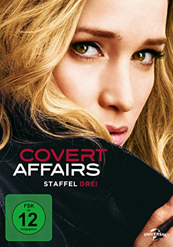 Covert Affairs - Staffel drei [4 DVDs]