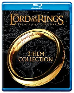 Lord of the Rings: Theatrical Trilogy [Blu-ray]