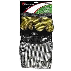 Orlimar 36 Practice Balls (24 with Holes, 12 Foam)