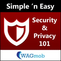 Security and Privacy 101 by WAGmob