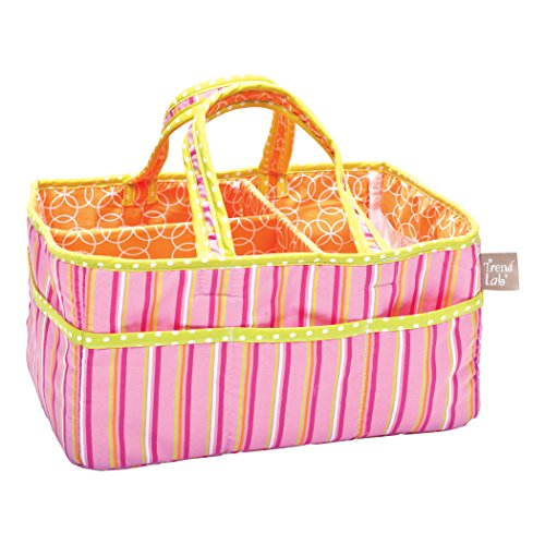Trend Lab Savannah Stripe Storage Caddy