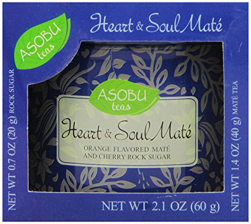 Asobu Heart and Soul Mate Tea and Rock Sugar,2.1